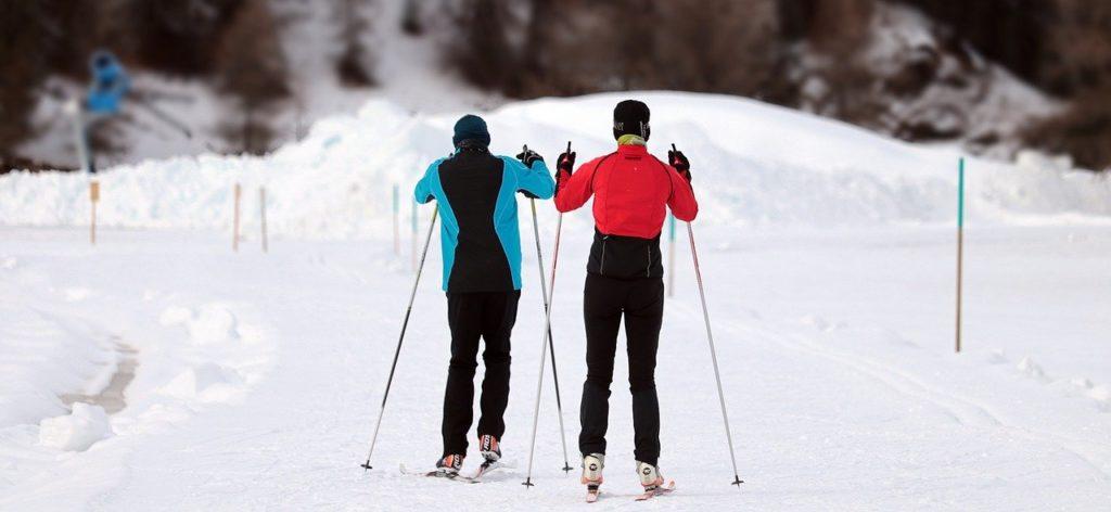 Skilanglauf im Harz