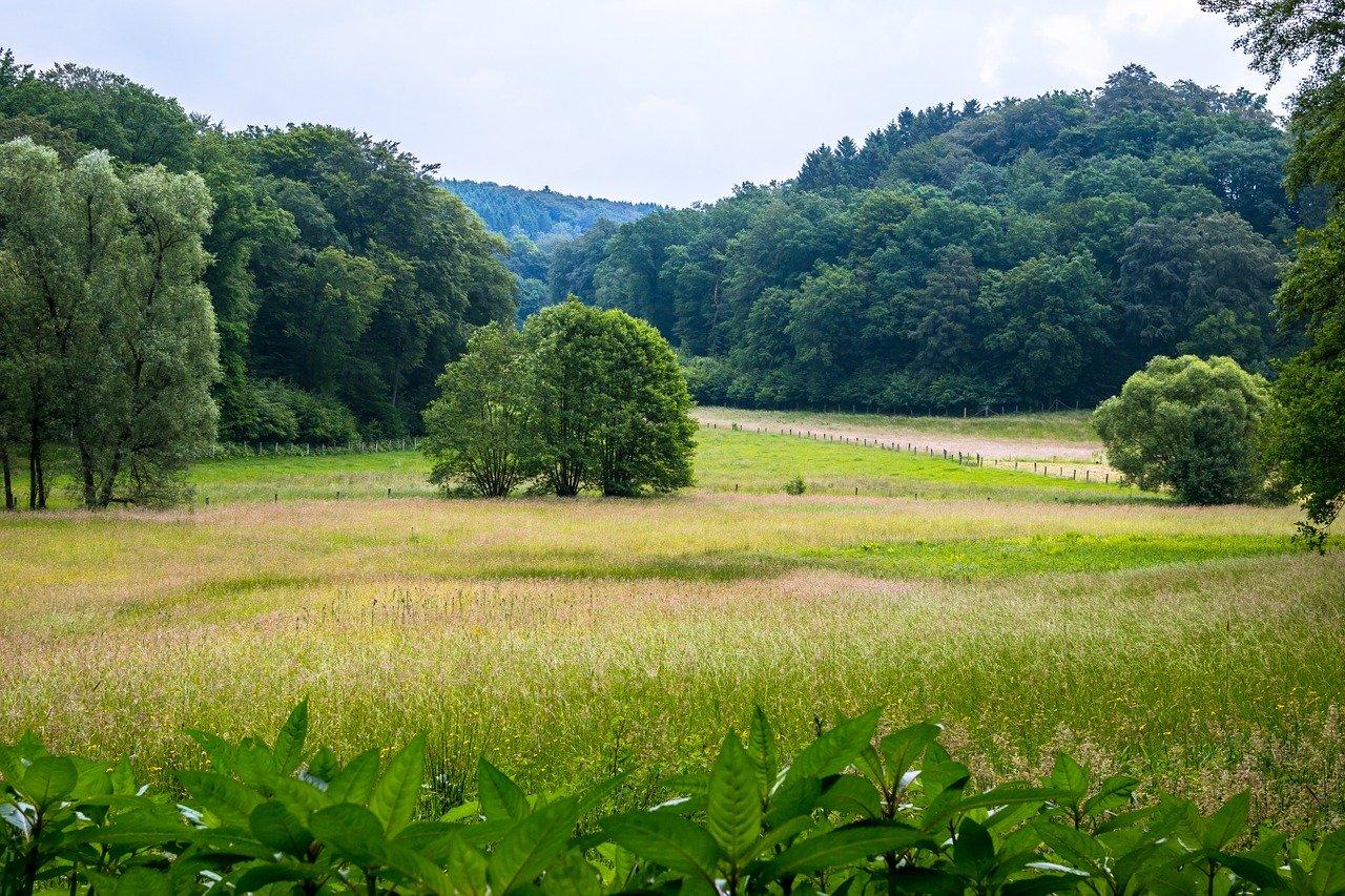 Bergisches Land bei Wuppertal