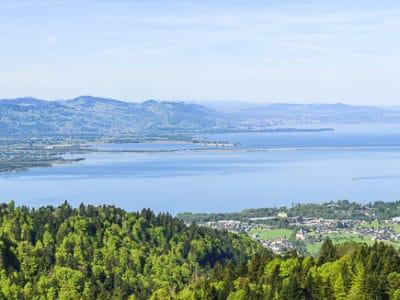 Bodensee - Landschaften am Alpenrand